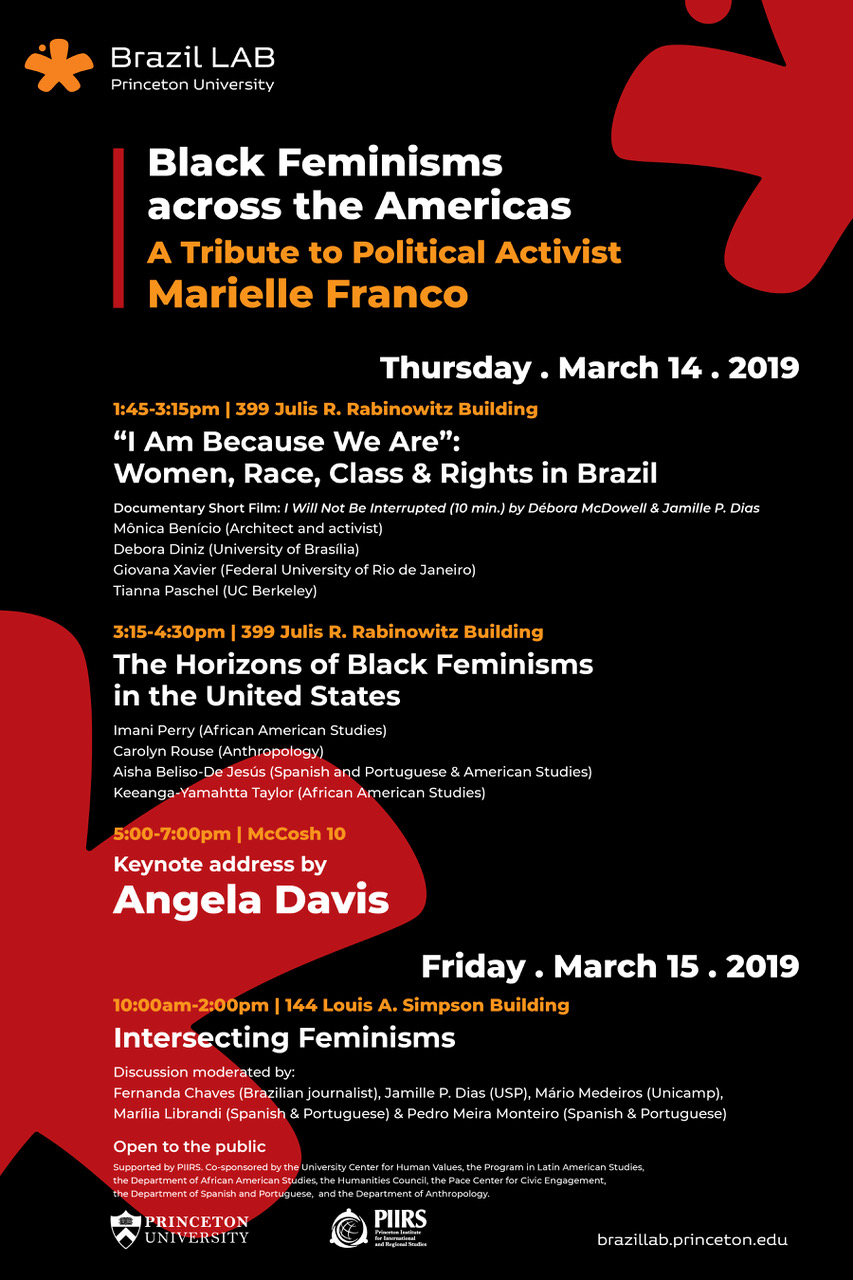 Brazil LAB Black Feminisms Mar 14-15