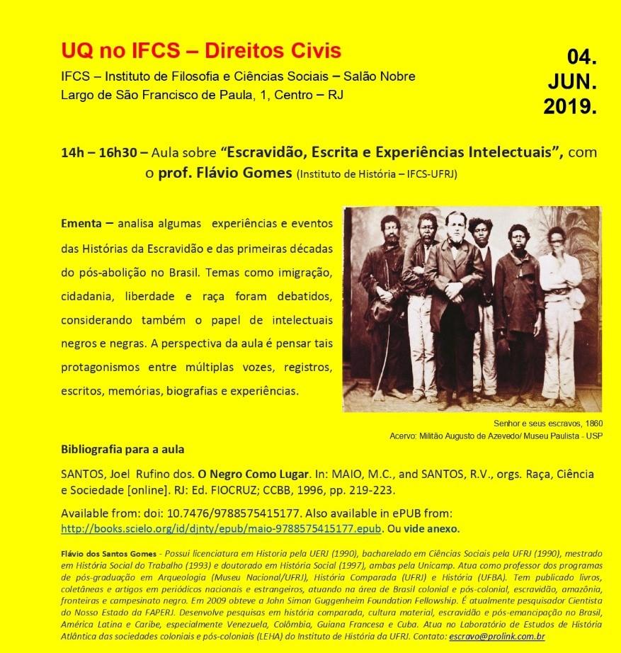 Quebradas - Flavio Gomes