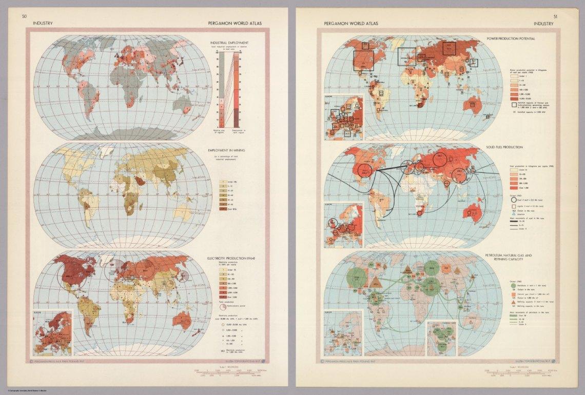 Mapas Industry