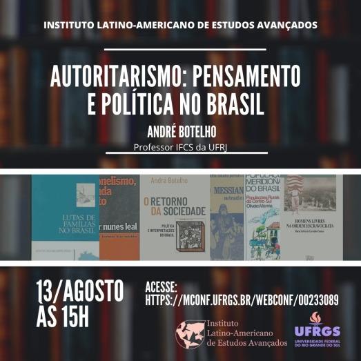 Palestra A. Botelho